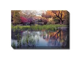 outdoor canvas art. Reflections Outdoor Canvas Art R