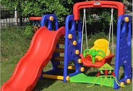 infant and toddler outdoor play areas