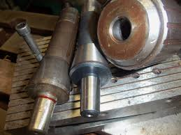 Changing An Arbor On A Jacobs Drill Chuck Blue Chip