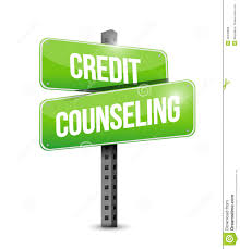 By Design Credit Counseling Credit Counseling Street Sign Illustration Illustration
