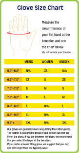 Harbinger Fitness Glove Size Chart Fitness And Workout