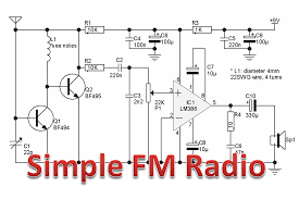 Wiggle the transmitter electron manually or have it oscillate automatically. Niguru Com Radio Fm Sederhana Diperkuat Oleh Ic Lm386