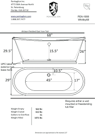 standard bathtub size photo 1 of 9 bath tub standard size 1 this freestanding tub dimensions tub standard bathtub standard bathtub size in feet india