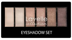 <b>Lavelle</b> Collection <b>тени</b> ES-29 6-ти цв. тон 01золотисто-бежевый ...