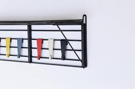 Cheap Coat Racks For Sale Perforated Metal Coat Rack By Tjerk Reijenga For Pilastro For Sale 99
