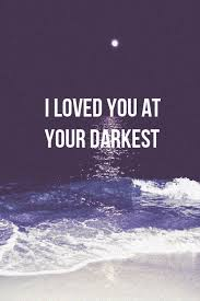Dark Love Quotes Inspiration Darkness Quotes On QuotesTopics