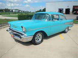 1957 Chevrolet Bel Air for Sale on ClassicCars.com - Pg 3