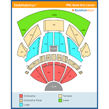 Pnc Bank Center Nj Seating Chart Pnc Bank Arts Center Events And Concerts In Holmdel Pnc