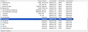 change file and folder permissions