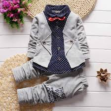 BibiCola boys clothing set <b>2019 spring</b> formal <b>gentleman</b> 2pcs suit ...