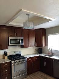 update kitchen lighting. Modren Lighting Fluorescent  And Update Kitchen Lighting E