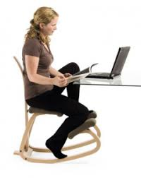 ergonomic chair kneeling. Perfect Chair The Kneeling Chair Intended Ergonomic