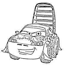Cars 3 Coloring Pages On Coloring Cars Three Coloring Pages Index