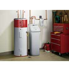 "geospringâ""¢ hybrid electric water heater geh50deedsr ge appliances product image"