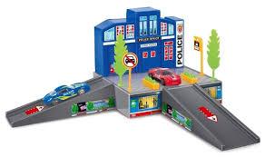 <b>Dave Toy</b> Игровой <b>набор</b> Полицейский участок 32017 — купить ...