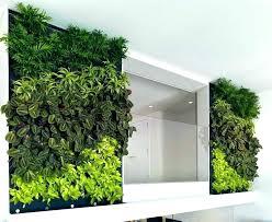 vertical garden kit outdoor indoor home wall pots vertical garden kitchen herbs wall kits