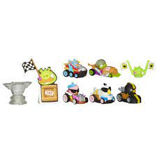 Angry Birds Go Telepods Deluxe Multi-Pack- Buy Online in Qatar at qatar.desertcart.com.  ProductId : 1161207.