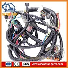 hitachi ex200 3 wiring harness 0001835 0001847 hitachi excavator mazda 3 stereo wiring harness at 3 Wiring Harness