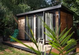 office in the garden. Key Studio Extro Office In The Garden N