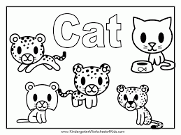 Small Picture Cat And Dog Coloring Pages Coloring Home