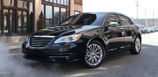 The 2015 Chrysler 200 Will Begin Production in Early 2014