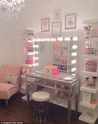 beauty room furniture. Women Have Been Flaunting Their Beauty Rooms On Instagram, Complete With Luxe Touches Such As Room Furniture