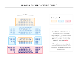 Park Theater Seat Online Charts Collection