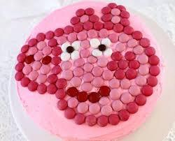 Birthday Cake Designs Pig Cake Birthday Cake Designs For Husband