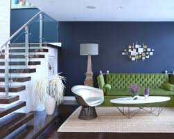 blue interior paintNavy Blue  Paint Color Ideas  Interior Design