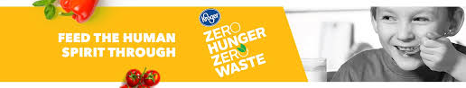 one year ago we introduced kroger s zero hunger zero waste plan our bold mitment to end hunger in our munities and eliminate waste across our