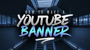 youtube channel banners how to make a youtube banner in photoshop channel art tutorial