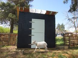 Goat Shed Design And Pictures