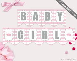 Baby Banners Template Baby Shower Banner Template Printable Tutu Excited Banner Silver And