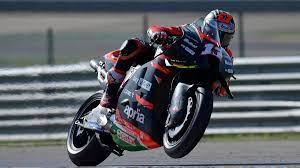 MotoGP | Vinales resümiert sein Aprilia-Debüt