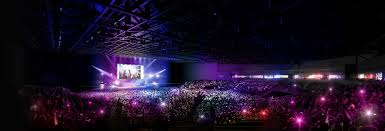 Images Reveal How New Aecc Will Look During Pop Concerts