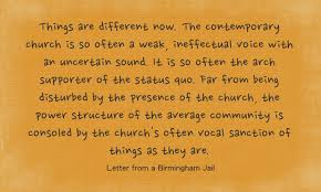 Letter From Birmingham Jail Quotes Fascinating Write About Letter