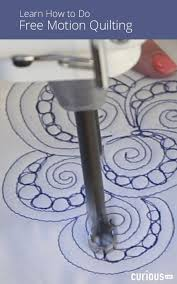 340 best Sewing & Quilting Tutorials images on Pinterest | How to ... & Free Motion Quilting Did you know that you can make your own quilts at home  on a sewing machine, without any special equipment? In this quilting course  from ... Adamdwight.com