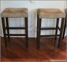 furniture best backless counter height stools for kitchen