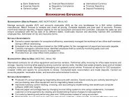 Bookkeeping Resume Examples Bookkeeping Resume Examples Resume CV Cover Letter 60