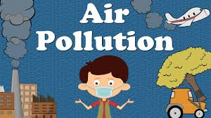 air pollution for kids