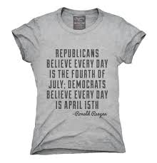 Quote T Shirts Unique 48th Of July Ronald Reagan Quote TShirt Hoodie Tank Top Chummy Tees