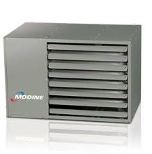Modine Heater Sizing Chart Commercial Gas Fired Unit Heaters Hvac
