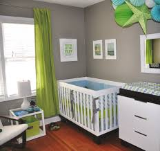 Small Picture Baby Nursery Enchanting Light Green Black And White Baby Nursery