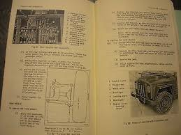 austin champ user handbook mk1 truck and wiring diagram 495841164 next