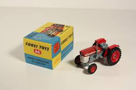 Details About Corgi Toys 66 Massey Ferguson 165 Tractor Mint In Box Ab2300 Show Original Title