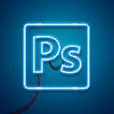 Neon Light Logo Mockup Neon Light Photoshop Effect Mockup Best Free Mockups