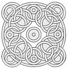 Small Picture Mosaic Patterns Coloring Pages 14393 Bestofcoloringcom