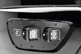 2016 Chevy Colorado Fog Light Kit 2015 2019 Chevrolet Colorado Front Bumper Oem Fog Led Kit Incl 4 3 Inch Led Pod Lights Pn Z322671 Kit