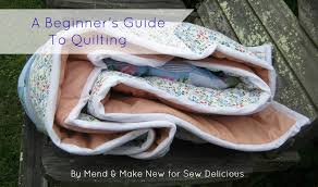 Quilting for Beginners - Sew Delicious & It seems that many beginner sewers aspire to sew a quilt. A lovely, well  made quilt has an heirloom quality to it – something to be treasured and  past down. Adamdwight.com