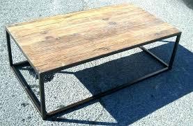 wood metal coffee table rustic wood and metal coffee table rustic wood coffee table metal wood